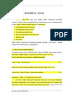 Bab 2 Chemical Engineering Tools