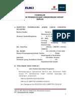 Formulir DPLH