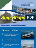 Shape Ship Design