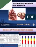 14.3 Mitral and Aortic Valve - Dr. Lefi Sp.jp (Slide)