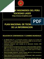 Plan Nacional de Tecnologías de la Información