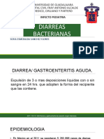 DIARREAS BACTERIANAS