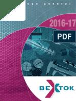 Catalogo Bextok 16 17