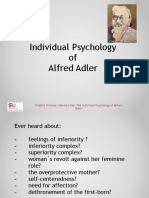 Alder Indivisual Psychology