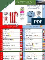 Premier League 180101 round 22 Stoke - Newcastle 0-1