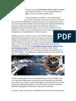 2018 Patek Philippe Calatrava Piloto Tiempo de Viaje Ref. 5524