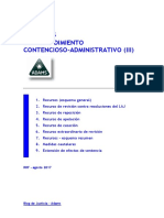 00 Esquemas Contencioso Administrativo III