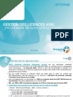 Licence AISG 2