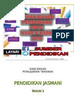 RPT Pendidikan Jasmani 3 2018