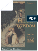 The Hidden Wisdom in the Holy Bible 2