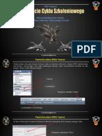 Zamkniecie cyklu szkoleniowego PEX system
