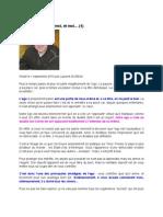 Les Jeux de l'Ego Et Moi Et Moi (1) - Laurent Dureau