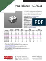 Inductor DataSheet