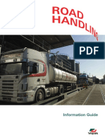 English - Road Handling Information Guide