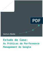 As Práticas de Performance Management Do Google - Qulture Rocks