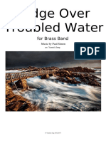 Bridge Over Troubled Water - Brass Band