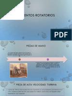Elementos Rotatorios