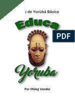 Curso de Yoruba-oluko Vander