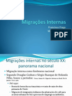 Migrações Internas