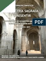 Programa Formacion Completa Geometria Sagrada Lleida