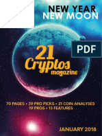 21 Cryptos Magazine January 2018