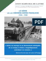 Génie 1ère Armee Francaise