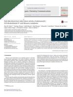 Anti-Mycobacterium Tuberculosis Activity of Platinum(II)
