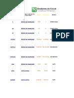 50 Fórmulas Excel