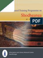 Shodhganga Brochure