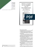 2016-06-19 Pedid Al Padre en Su Nombre y El Te Recompensara en Publico