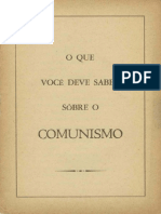 O QUE VOCÊ DEVE SABER O COMUNISMO.pdf