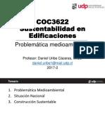 Clase 02 Problemática Medioambiental