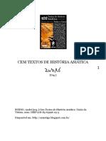 Cem Textos de Historia Asiatica-libre