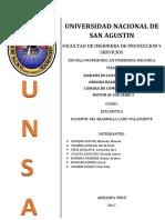 Análisis de Los Procesos Que Origina Rajaduras en La Cámara de Combustión de Un Motor Ai-20d Serie 5