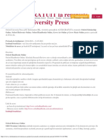 ACCES GRATUIT La Resursele Oxford University Press
