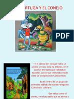 Fabula La Tortuga y El Conejo