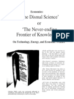 Dismal Science