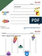 Fichas de Grafomotricidad