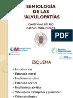 Semiología de Valvulopatías