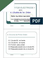 CIR1_C08_Circuitos de Primer Orden
