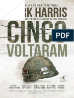 Cinco Voltaram - Mark Harris