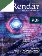 Revista Literaria El Rendar - Año 1 - Número Uno