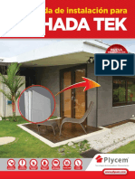 Manual Fachada Tek