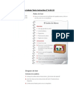 Guía de Trabajo Texto Instructivo 5