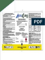 Alfa Kling 10 Ec - Agroklinge