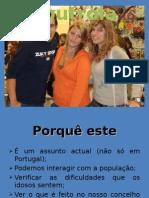 area de projecto apresentacao a turma pp 2007