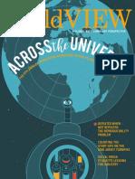 Scientific American World View 2016
