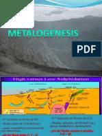 Povincias Metalogenicas