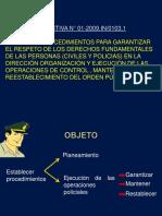 Orden Público Cartilla 2016