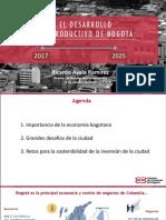 El Sector Empresarial y Las Finanzas de La Ciudad
